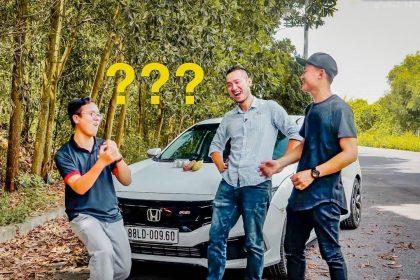 Honda Civic RS 2019 không chỉ để Sướng