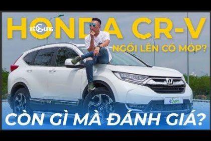 Đánh Giá Honda CRV